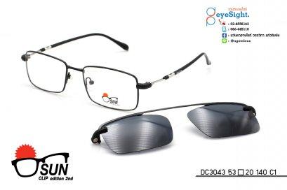 glasses SUN CLIP DC3043 53[]20 140 C1